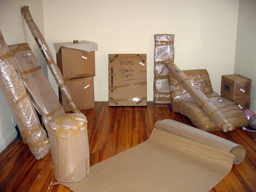 Cape Cod moving tips, moving van, packing supplies & boxes, Falmouth MA self storage company
